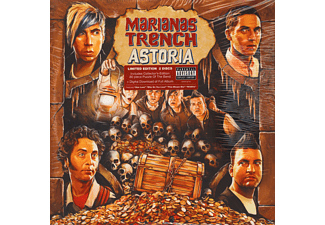 Marianas Trench - Astoria (2LP+MP3) - (LP + Download)