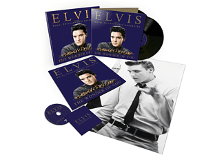 Elvis Presley, Royal Philharmonic Orchestra - The Wonder of You: Elvis Presley with The Royal Philh. Orchestra incl. Helene Fischer Duett - (LP + Bonus-CD)