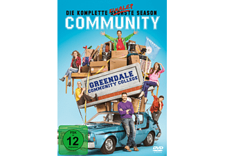 Community - Staffel 6 [DVD]