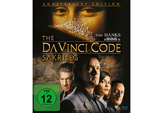 The Da Vinci Code - Sakrileg [Blu-ray]