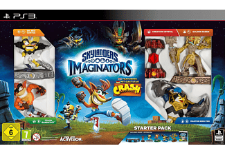 SKYLANDERS Skylanders Imaginators - Starter Pack (Crash Edition)