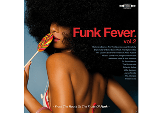 VARIOUS - Funk Fever 02 - (CD)