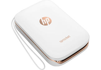 HP Sprocket, Weiß