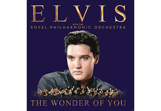 Elvis Presley, Royal Philharmonic Orchestra - The Wonder of You: Elvis Presley with The Royal Philh. Orchestra incl. Helene Fischer Duett [CD]