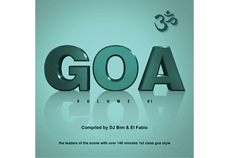 VARIOUS - Goa Vol.61 [CD]