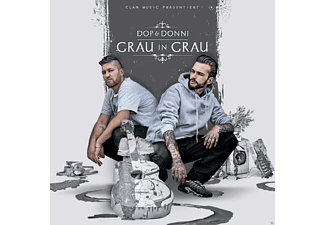 Dop & Donni - Grau In Grau [CD]