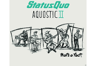 Status Quo - Aquostic II - That's A Fact (Deluxe Edition) | CD