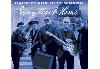 Backtrack Blues Band - Way Back Home [CD]