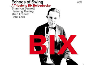 Echoes Of Swing / Bix Beiderbecke & His Gang / Frank Trumbauer Orchestra - BIX.A Tribute to Bix Beiderbecke [CD]