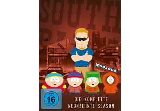 South Park - Season 19 - (DVD)