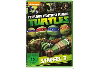 Teenage Mutant Ninja Turtles - Staffel 3 - (DVD)