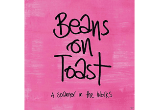 Beans On Toast - A Spanner In The Works - (CD)