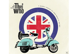 VARIOUS - Many Faces Of The Who - (CD)