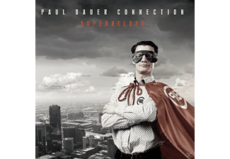 Paul Bauer Connection - Superhelden - (CD)