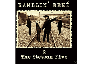 Ramblin' René & The Stetson Five - Ramblin' René & The Stetson Five - (CD)