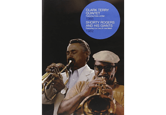 Clark Terry, Shorty Rogers - Clark Terry Quintet - 1985 / Shorty Rogers and his Giants - 1962 (DVD)