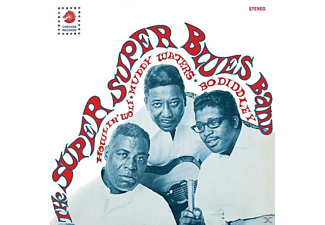 Howlin' Wolf | Muddy Waters & Bo Diddley - The Super Blues Band (LTD Orange VI - (Vinyl)