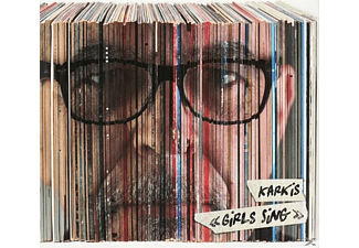 Karkis - Girls Sing - (CD)
