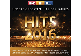 VARIOUS - RTL Hits 2016 - (CD)