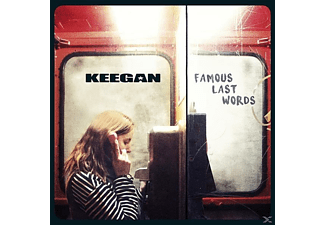 Keegan - Famous Last Words - (Vinyl)