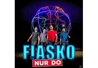 Fiasko - Nur Do (2-Track) - (5 Zoll Single CD (2-Track))