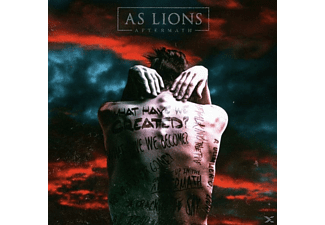 As Lions - Aftermath - (CD)