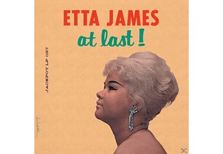 James Etta - At Last! (LTD Purple Vinyl) - (Vinyl)