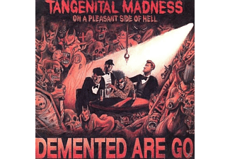 Demented Are Go - Tangential Madness On A Pleasant Si - (Vinyl)