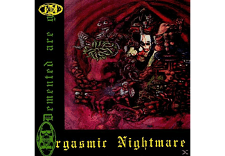 Demented Are Go - Orgasmic Nightmare [Vinyl]