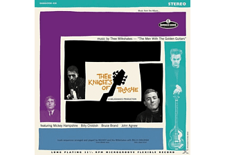 The Milkshakes - Thee Knights Of Trashe [Vinyl]