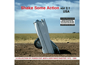 VARIOUS - Shake Some Action Vol.2.1 (USA) - (Vinyl)
