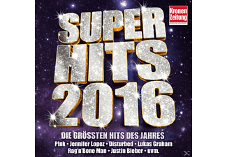 VARIOUS - Super Hits 2016 - (CD)