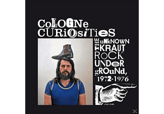 VARIOUS - Cologne Curiosities-Unknown Krautr - (Vinyl)