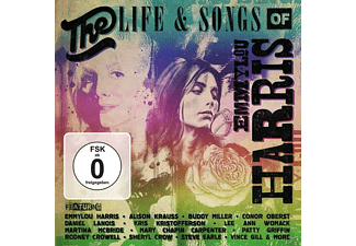 VARIOUS - The Life And Songs Of Emmylou Harris (In Concert) - (CD + DVD Video)
