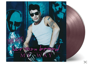 Hermann Brood - My Way: The Hits (Ltd.Gold/Purple - (Vinyl)