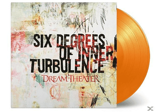 Dream Theater - Six Degrees Of Inner Turbulence (LT - (Vinyl)