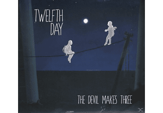 Twelfth Day - The Devil makes three - (CD)