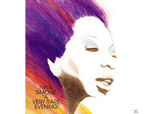 Nina Simone - A Very Rare Evening - (Vinyl)