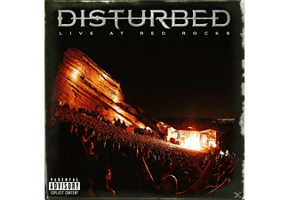 Disturbed - Disturbed-Live At Red Rocks - (CD)
