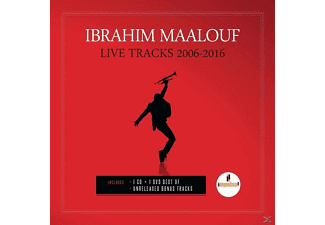 Ibrahim Maalouf - Live Tracks-2006/2016 - (CD + DVD Video)