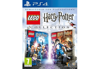 Warner Bros LEGO Harry Potter 1-7 Collection PS4 (1000631717)