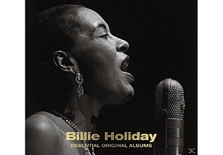 Billie Holiday - Essential Original Albums - (CD)