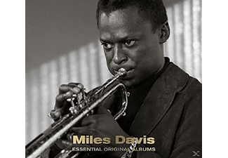 Miles Davis - Essential Original Albums - (CD)