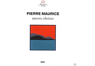 VARIOUS - Pierre Maurice - (CD)
