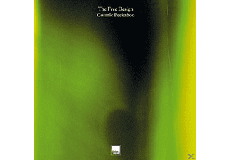 The Free Design - Cosmic Peekaboo - (Vinyl)