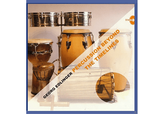 Georg Edlinger - Percussion Beyond The Timelines - (CD)