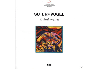 VARIOUS - Suter/Vogel - (CD)