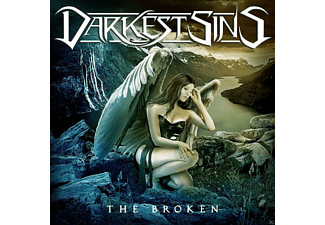 Darkest Sins - The Broken - (CD)