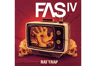 Fasiv - Rat Trap - (CD)
