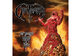 Obituary - Ten Thousand Ways To Die (EP) - (CD)